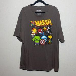 Marvel 2XL Tee